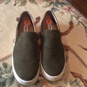 Steve Madden Zanya Platform Loafers 7 - Worn Once